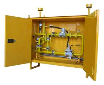 Пункты редуцирования газа ПРДГ-Р-500, ПРДГ-Ш-500, ПРДГ-ШУЭО-500, ПРДГ-