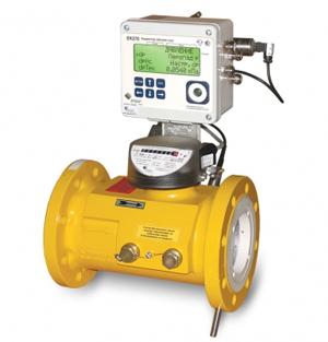 Комплекс учета газа СГ-ЭКВз-Т2-6500/1,6 Ду=300мм