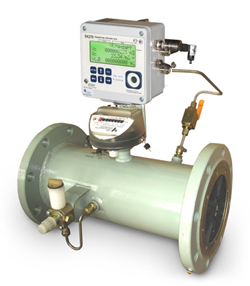 Комплекс учета газа СГ-ЭКВз-Т1-800/7,5 Ду=150мм