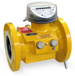Счетчик газа TRZ/G160/1,6 Ду=80мм