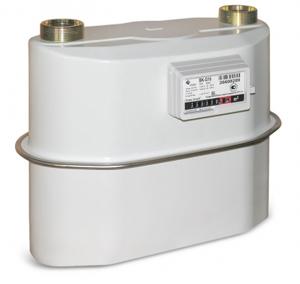 Счетчик газа BK-G25