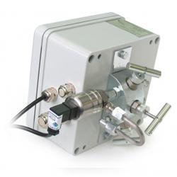 Преобразователь перепада давления (ППД) с цифровым выходом для коррект