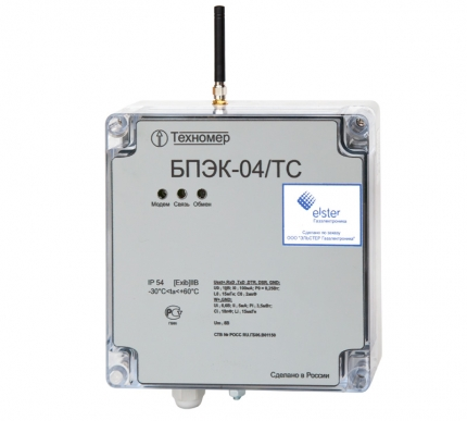 Автономный коммуникационный модуль БПЭК-04/ТС