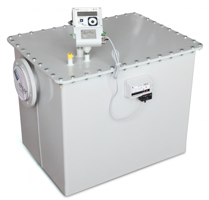 Комплекс учета газа СГ-ТК-Д-100 (BK-G65+ТС220)