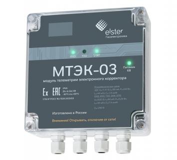 Модуль телеметрии электронного корректора МТЭК-03 для TC220 сот.тел.89108900115